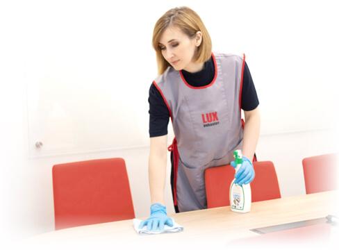Hoolduskoristus, eripuhastustööd, Koristusfirma - Lux Puhastus OÜ
