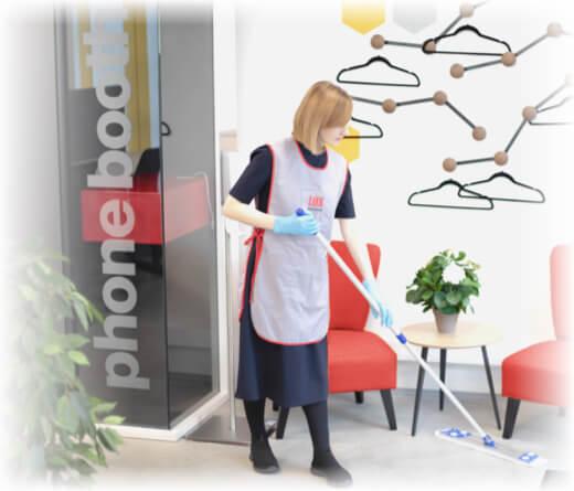 Koristusfirmad Tallinnas, koristusfirma kontori koristus - Lux Puhastus OÜ